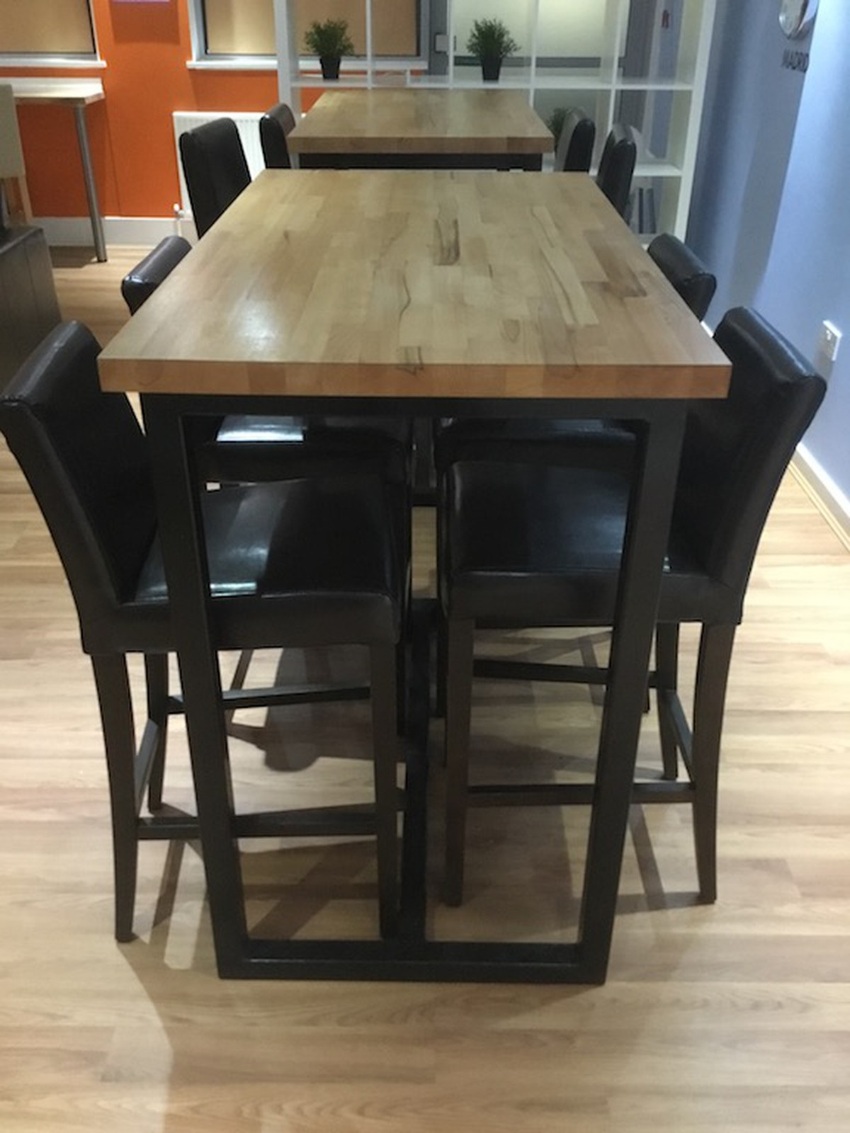 secondhand chairs and tables cafe or bistro chairs job lot cafe