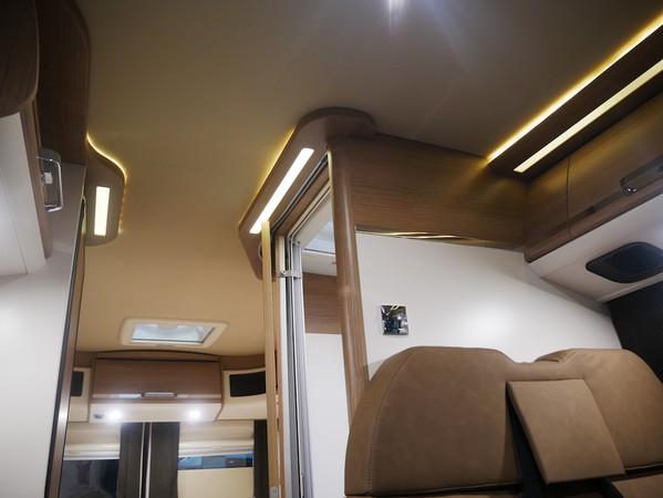 Malibu 640LE Charming 150bhp AUTO 2 Berth Motorhome