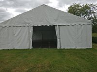 12M x 9M Framed marquee for sale