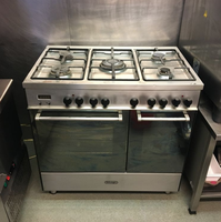 De Longhi Double Gas Oven for sale