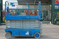 Genie GS-3246 Electric Scissor Lift