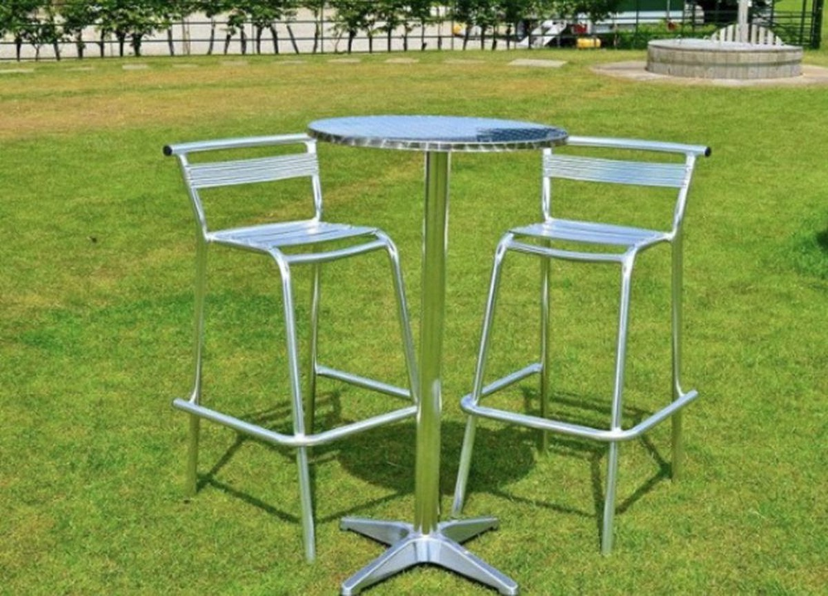 Pub furniture job lot poseur tables for sale