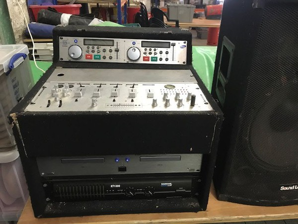 Used Mobile DJ Box System
