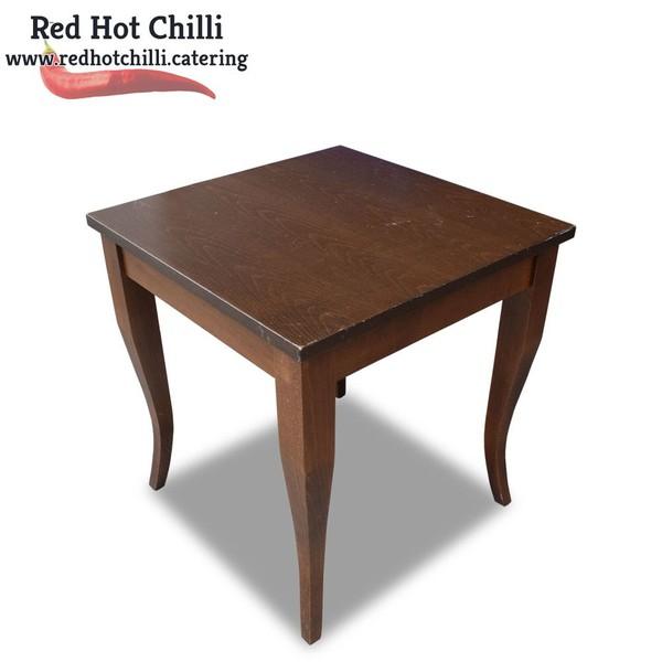 Darkwood tables for sale