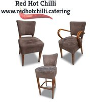 Sued chair set for sale