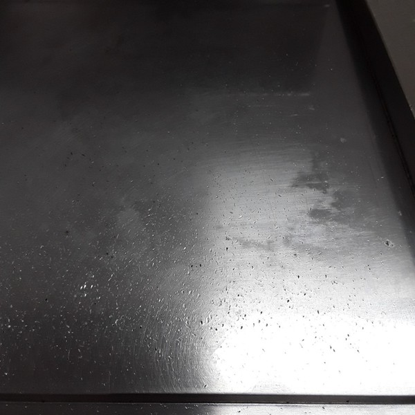 Used flat griddle