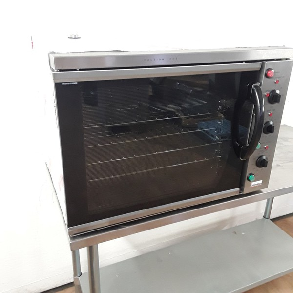 New cook and hold oven