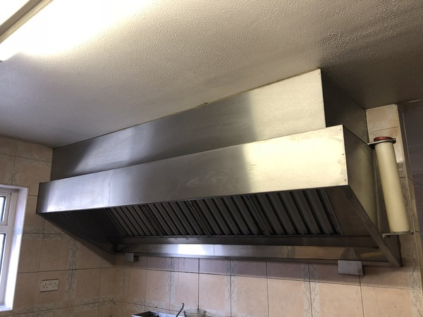 Secondhand catering equipment canopies and extractor systems extractor fan publicscrutiny Choice Image