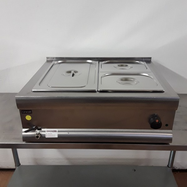 three pot bain marie