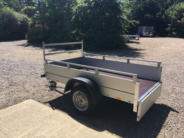 Anssems lightweight trailer