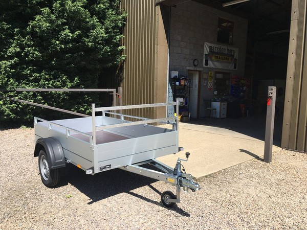 Ex display good trailer for sale
