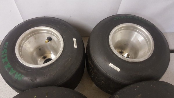 Secondhand tyres for sale