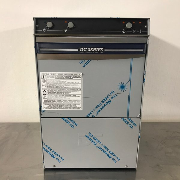 New DC Series SG35P IS Stainless Steel Glasswasher Gravity(7163)