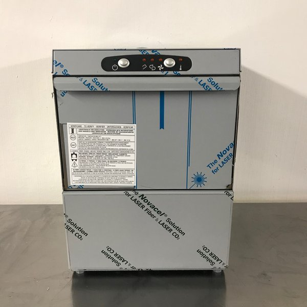 New DC Series EG35 IS Stainless Steel Glasswasher Gravity(7164)