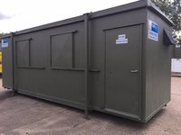 24'x8' Anti-Vandal Self-Contained Welfare Unit
