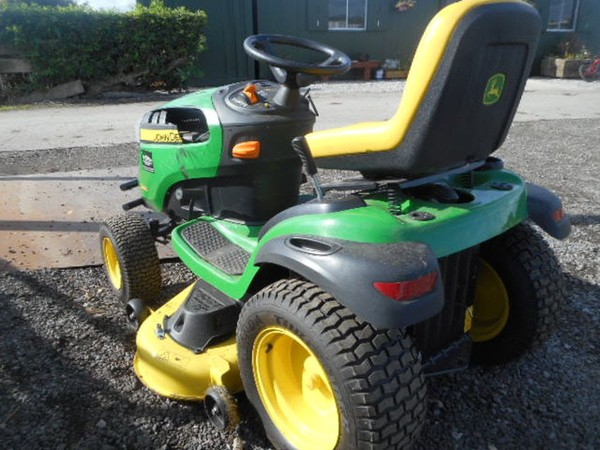 Sit on mower for sale