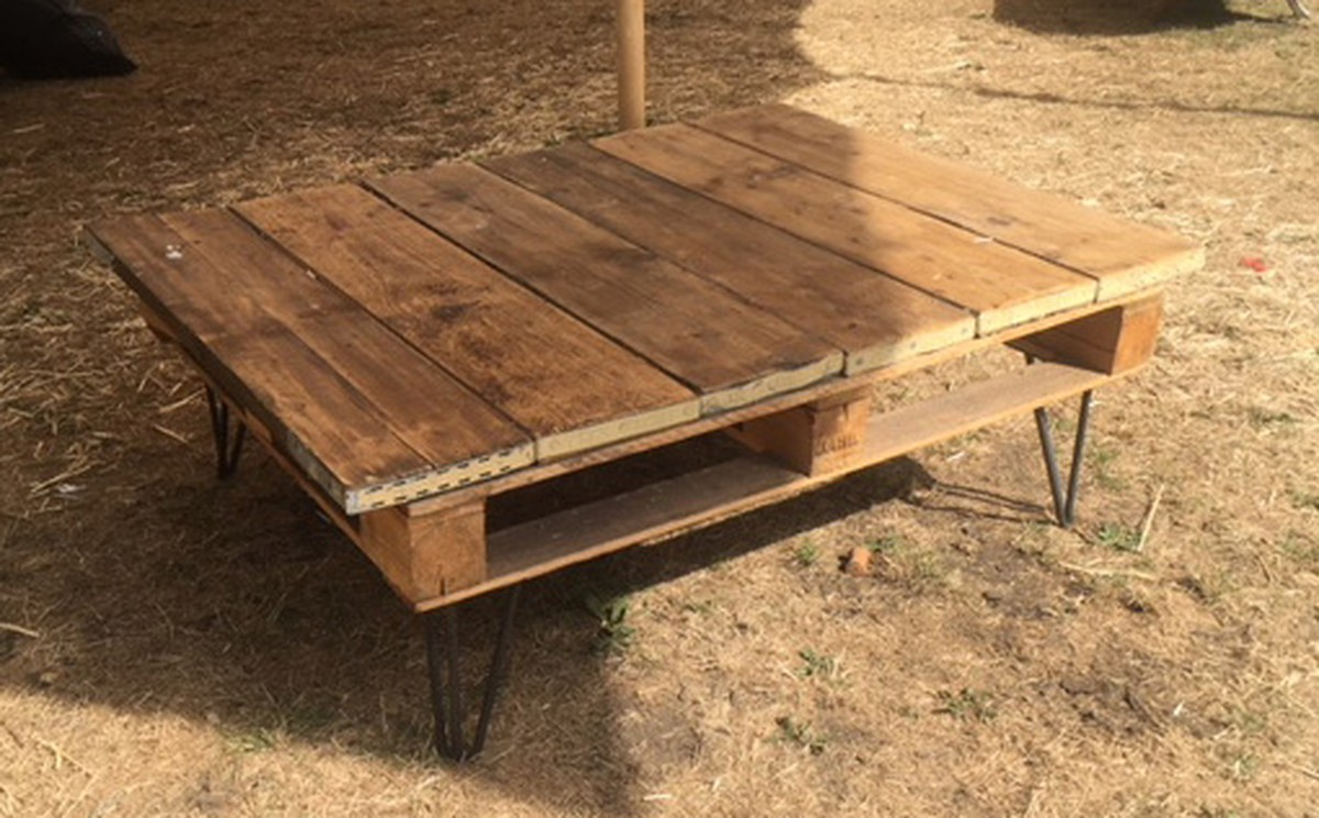 Secondhand Chairs and Tables | Coffee Tables | Wooden Pin ...