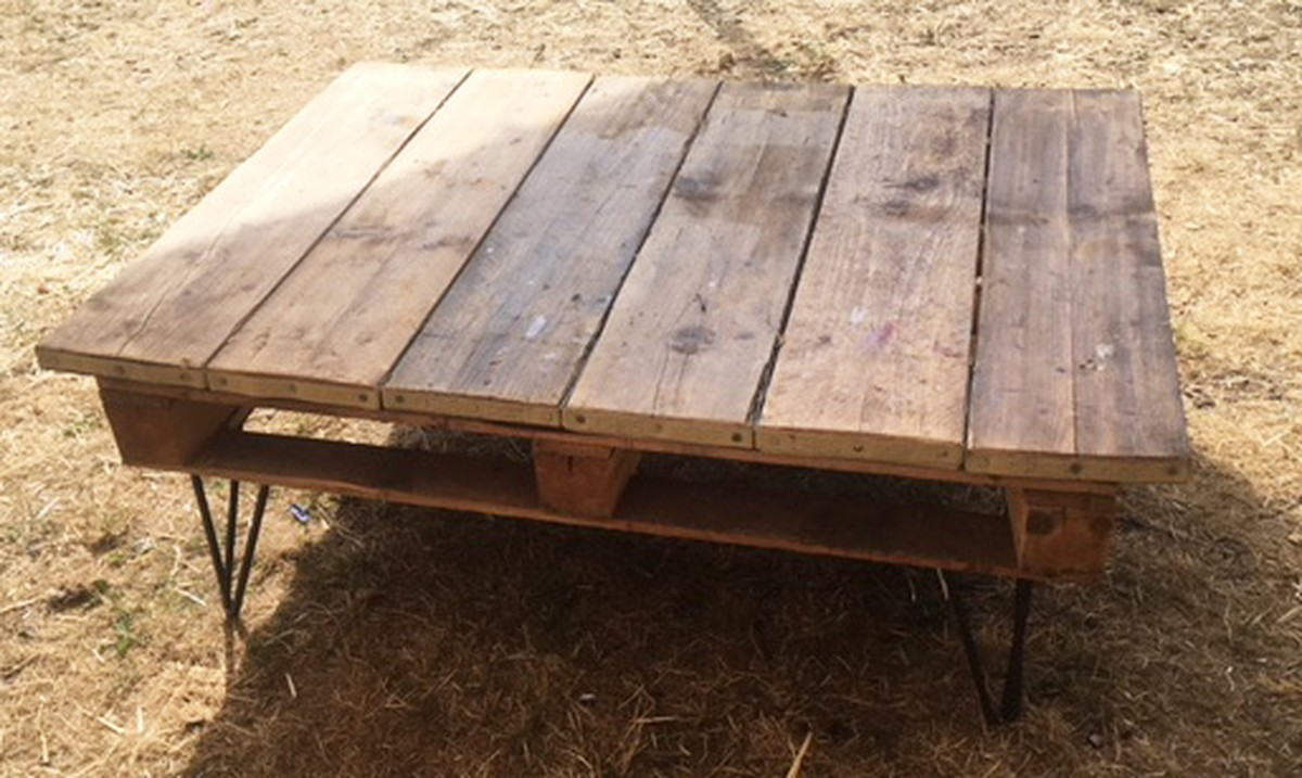 Secondhand Chairs And Tables Coffee Tables Wooden Pin Leg Pallet