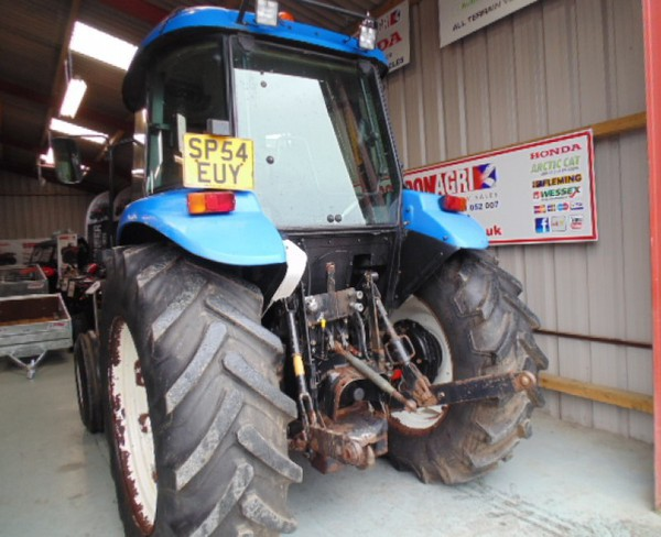New tractor for sale
