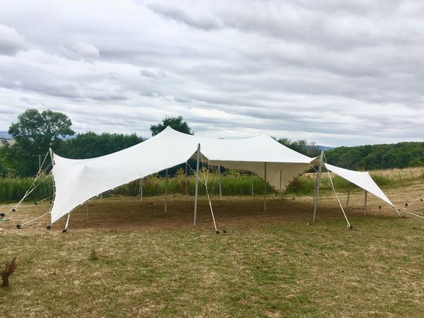 Stretch marquee for sale