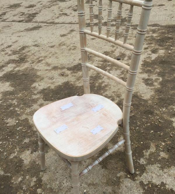 Used chivari chairs