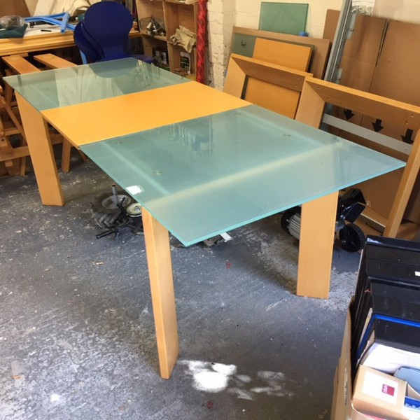 Used extending tables