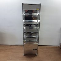 Heated display for sale