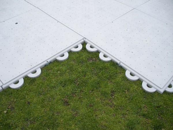 Interlocking ground mats