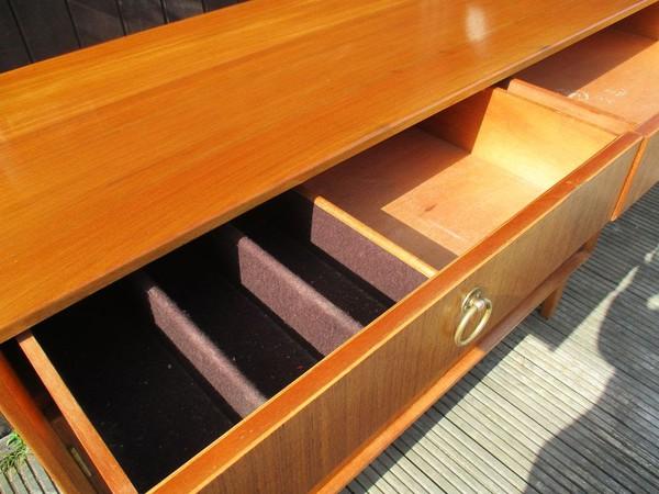 Gordon russell teak sideboard
