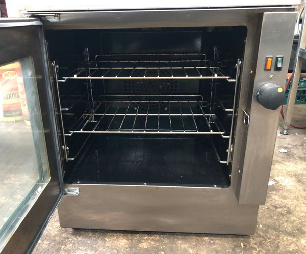 Used range cooker