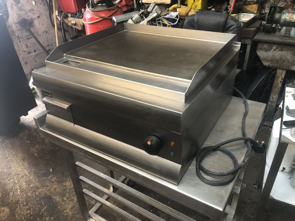 Secondhand griddle