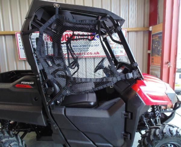 Honda Pioneer 700cc Half Cab Tractor