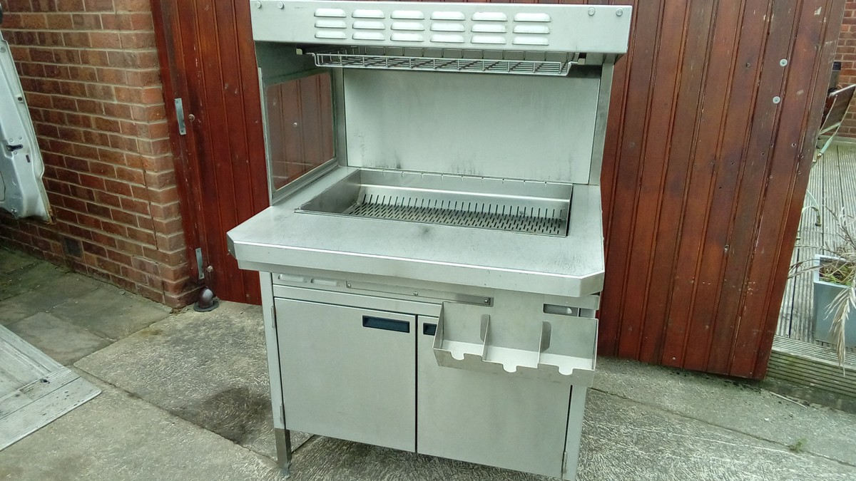 Secondhand Catering Equipment | Fish and Chip Shop Equipment | Chip ...