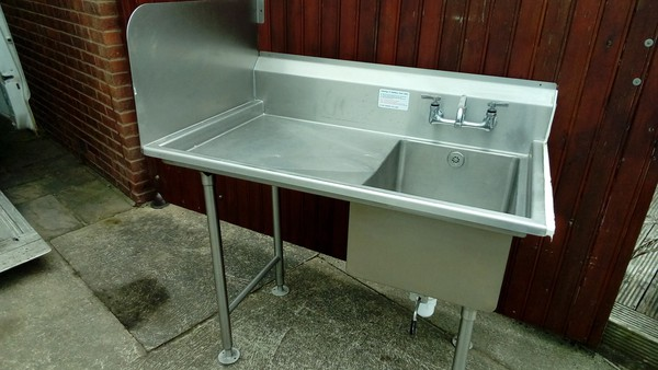 Single sink for sale