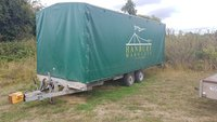 Curtain trailer for sale