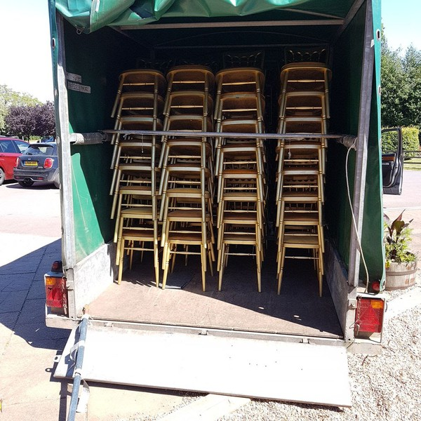Used curtain trailer for sale
