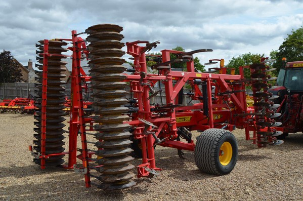 Heavy cultivator for sale
