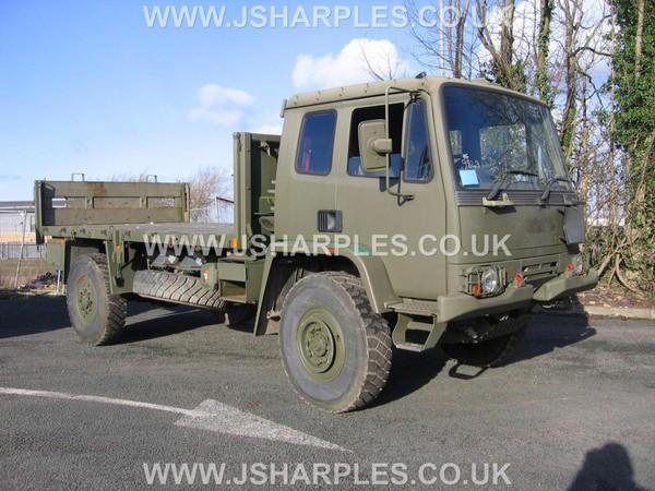 Leyland daf 4x4 Flat Bed Truck