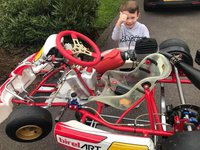 Single kart for sale