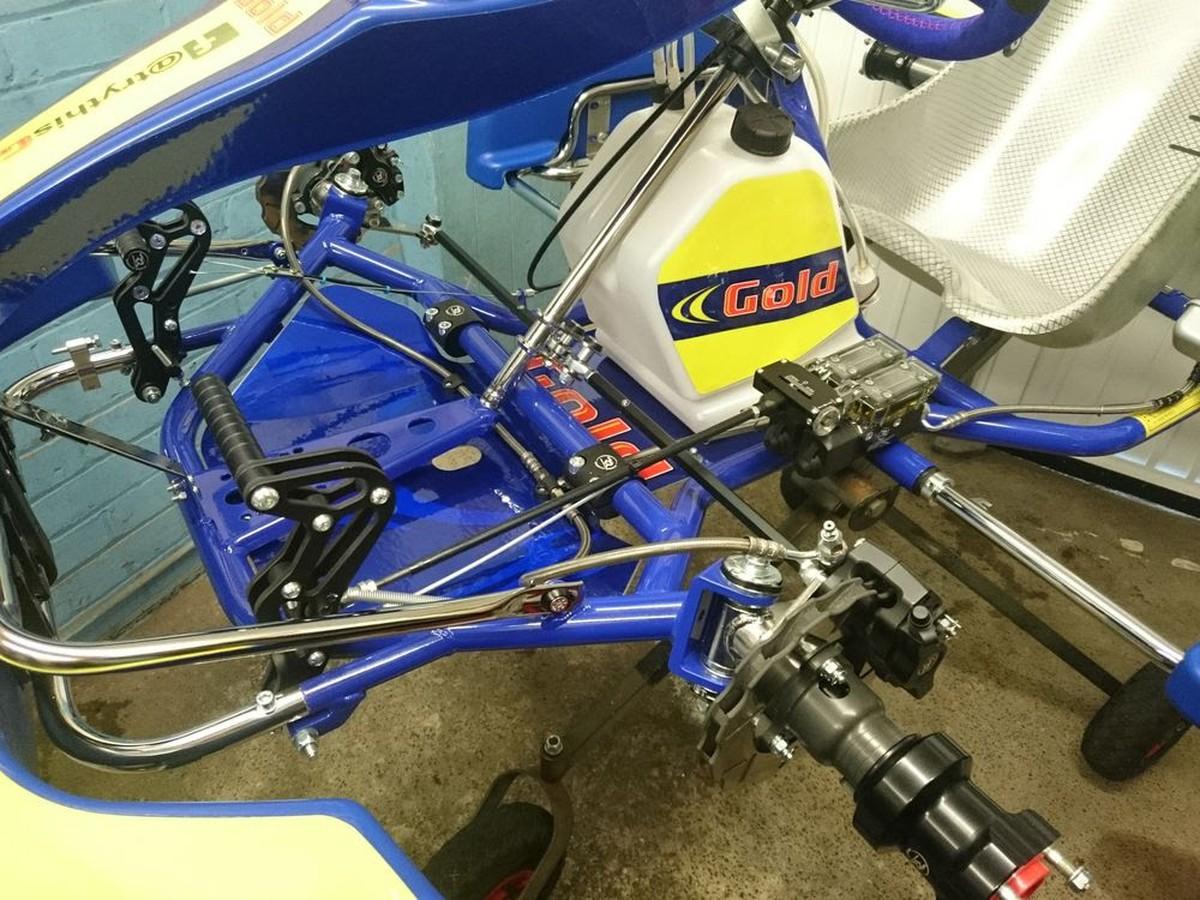 Go Kart Gearbox