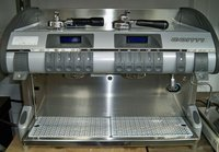 Conti Twin Star Coffee Machine 2 group