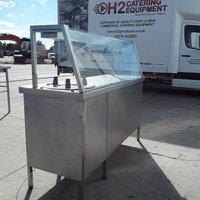 Used Stainless Steel Table Lowerator (7271)
