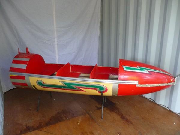 Used vintage rocket rides