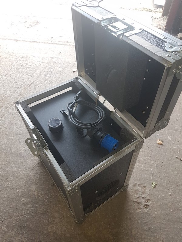Df 50 Hazer In Flightcase