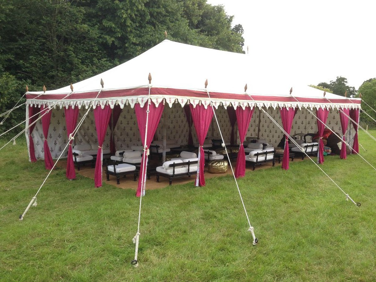 Raj tent for sale ... & Secondhand Prop Shop | Indian | Beautiful Indian Raj Tent - 10m x 6m ...