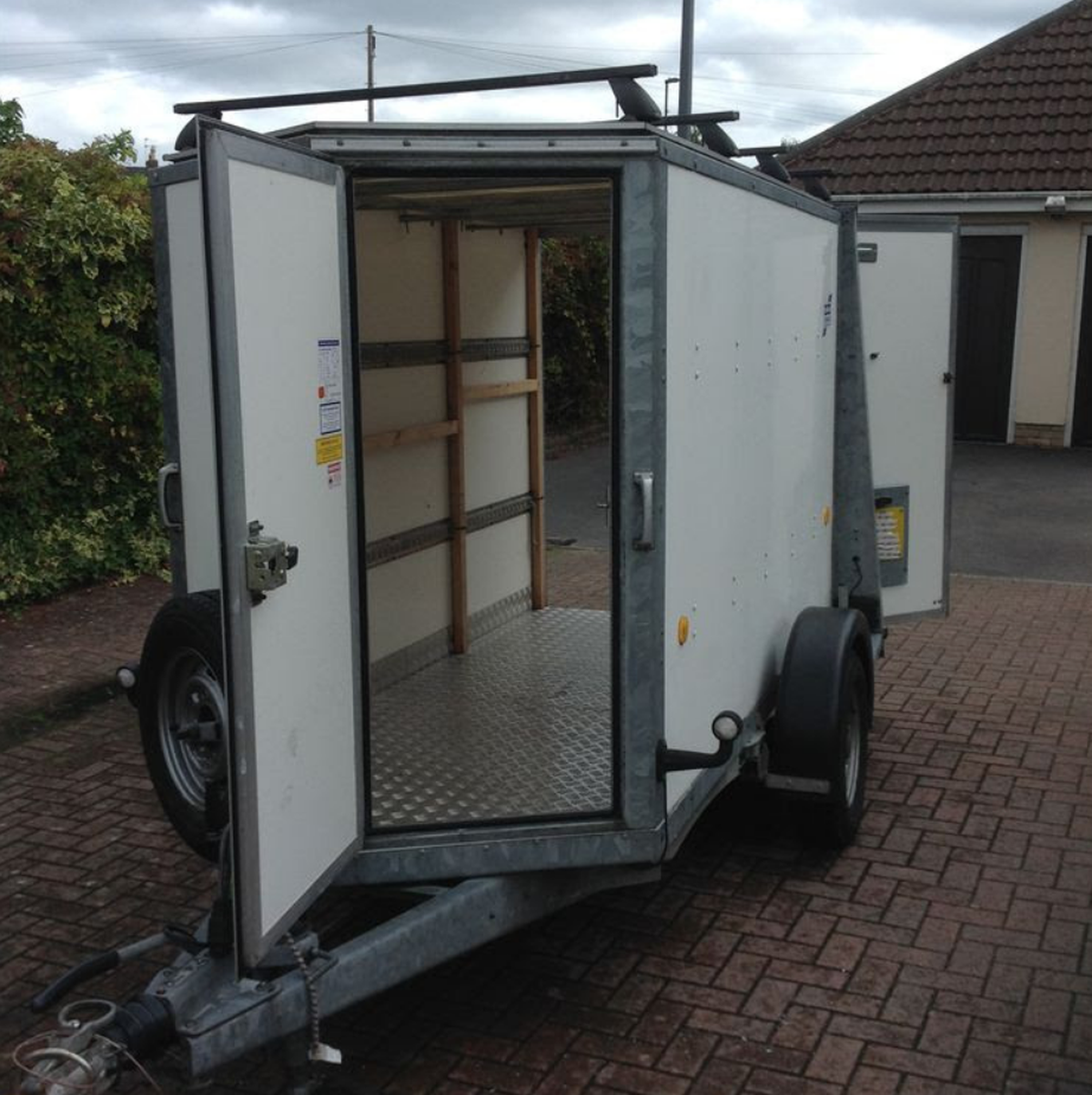 Secondhand Trailers Box Trailers Ifor Williams Box Van