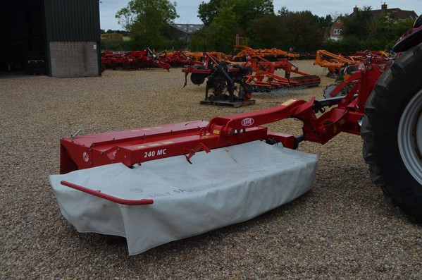 Lely Splendimo Mower Conditioner 11011012