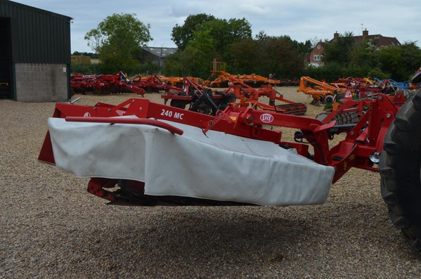 Second Hand Lely Splendimo Mower Conditioner