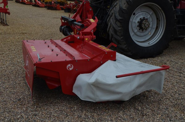 Used Lely Splendimo Mower Conditioner