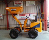 Thwaites 1 Ton Hi Tip Dumper, 2014 for sale